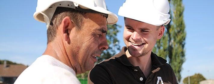 Bewerbungscoaching Bauarbeiter