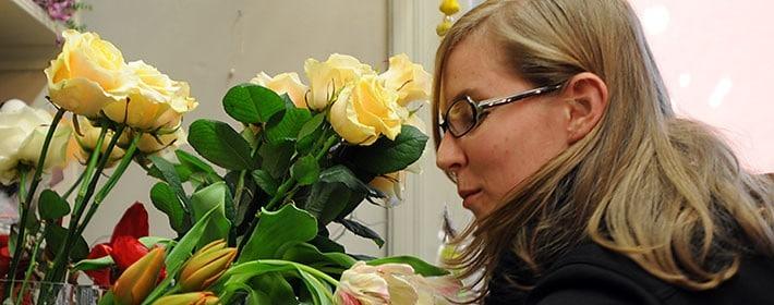 Bewerbungscoaching Floristin