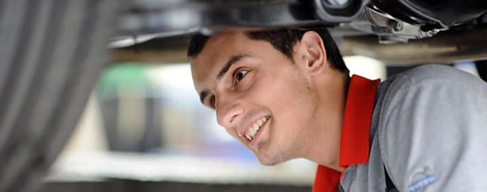 Bewerbungscoaching Mechaniker