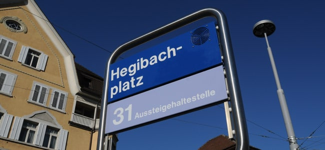 Hegibachplatz